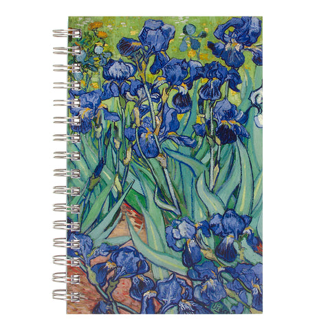 <i>Irises</i> Sketchbook