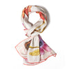 Botanical Illuminations Silk Scarf