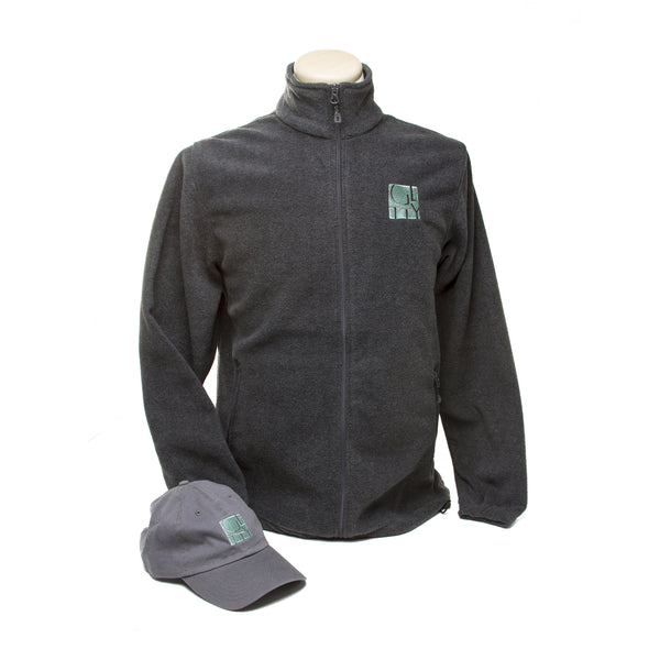 Exclusive Getty Gift Set - Getty Wordmark Fleece Jacket & Cap