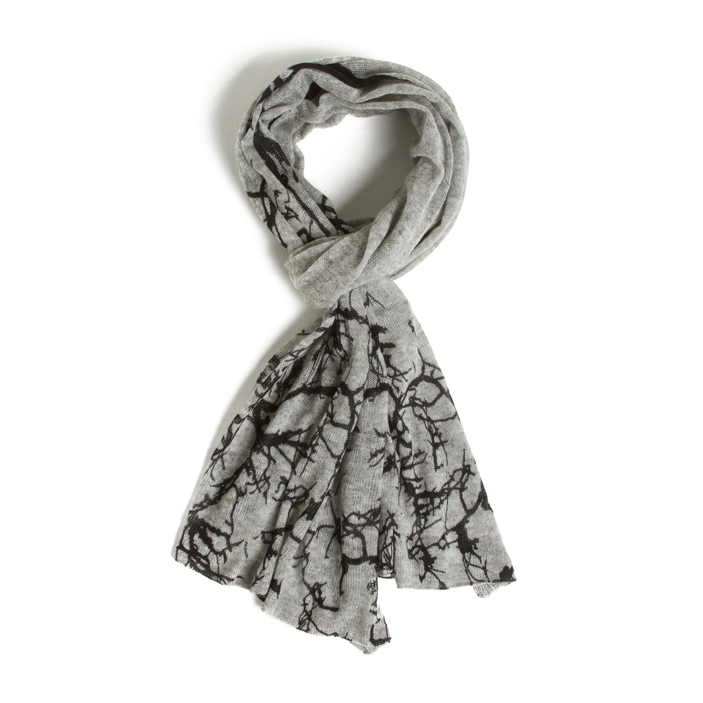 Cashmere Tree Scarf