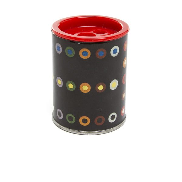 French Dot Pattern Pencil Sharpener