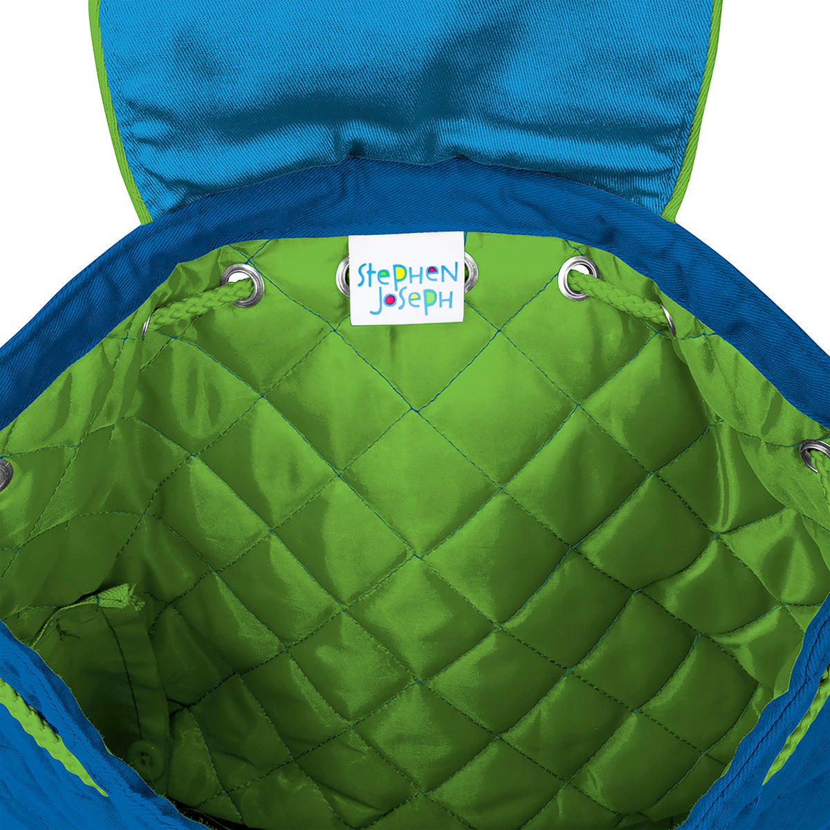 Quilted Backpack - Animals