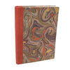 Leather Bound Journal with Tuscan Paper - Red