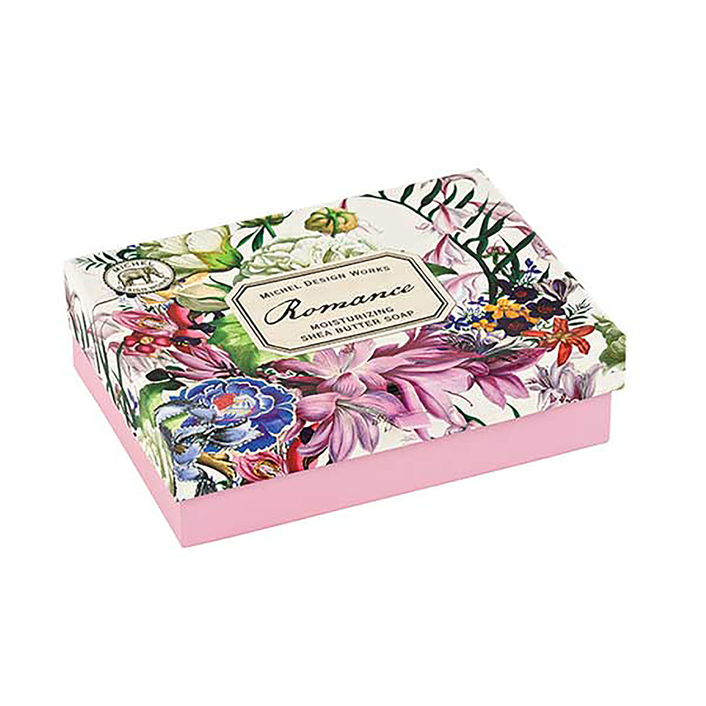 Romance Gift Box Soap Set