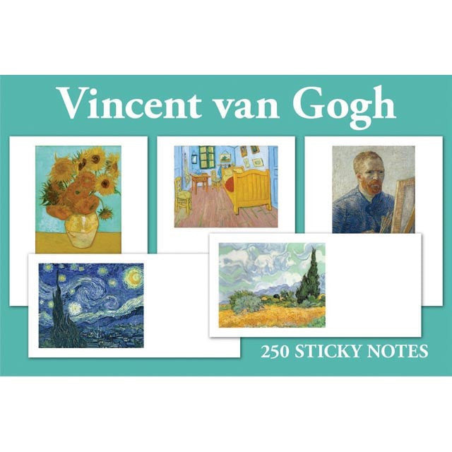 Vincent Van Gogh Sticky Notes