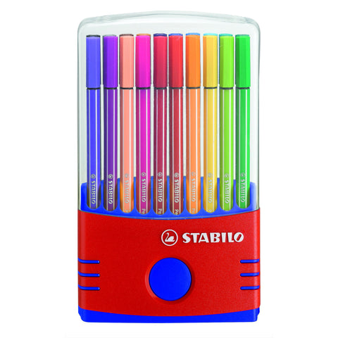 20-Color Marker Set