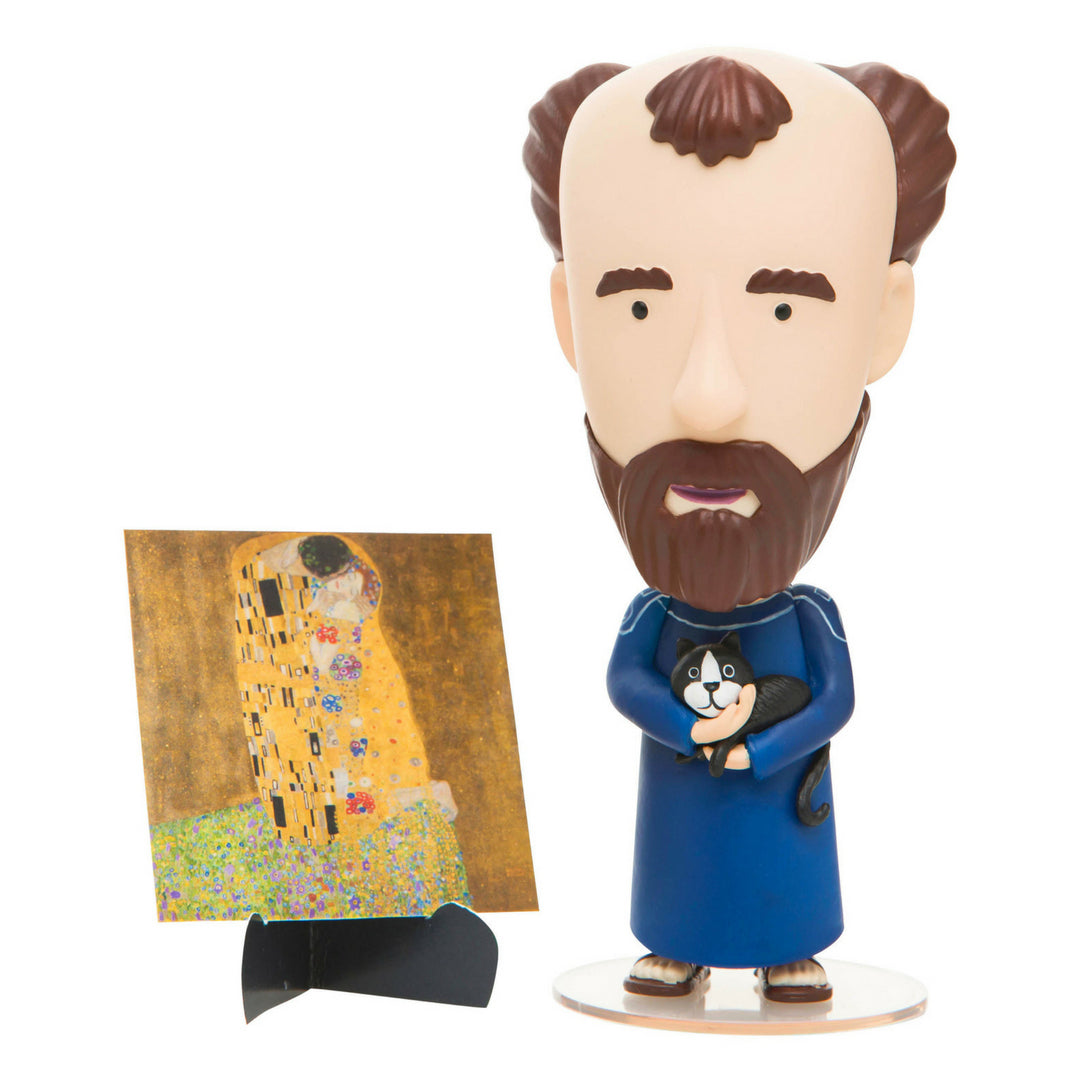Artist Action Figure - Gustav Klimt | Getty Store