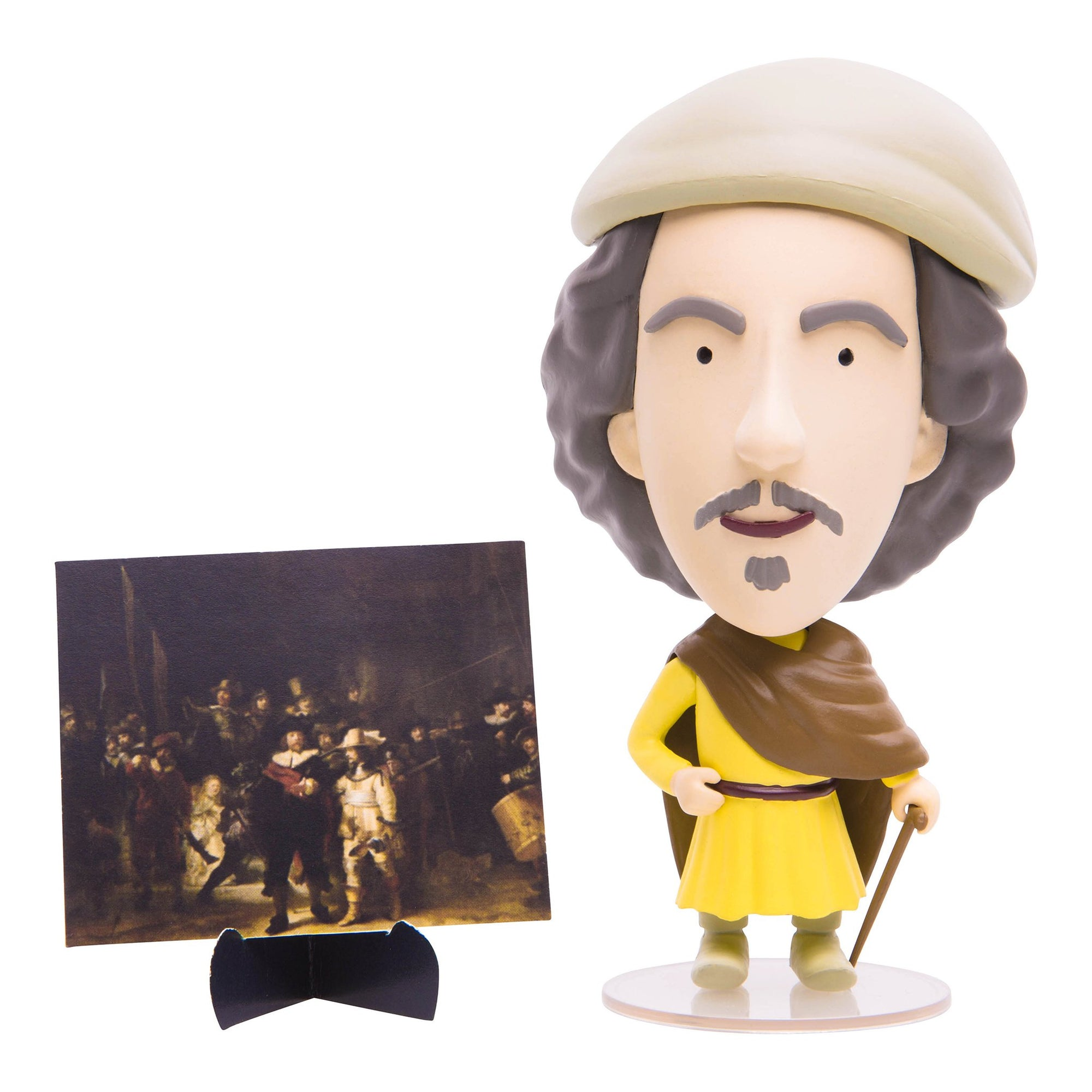Artist Action Figure - Rembrandt | Getty Store