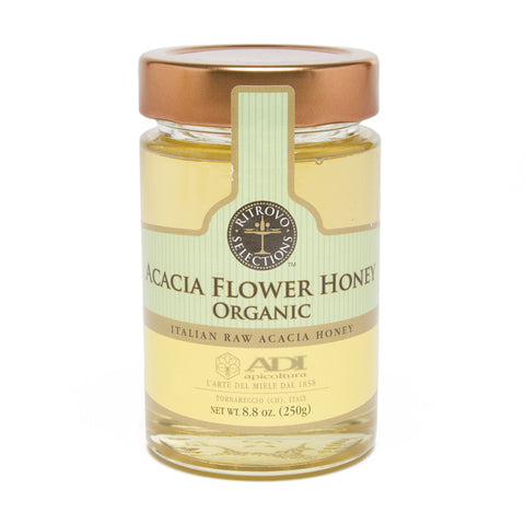 Organic Italian Acacia Flower Honey