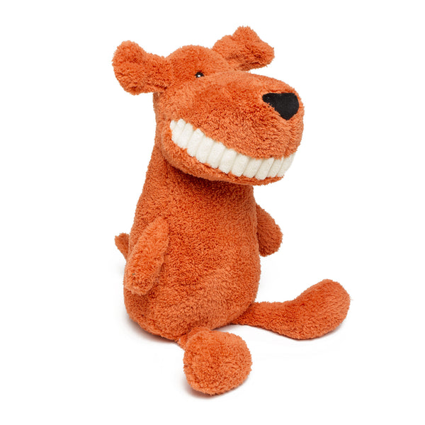 Smiling Dog - Plush Toy