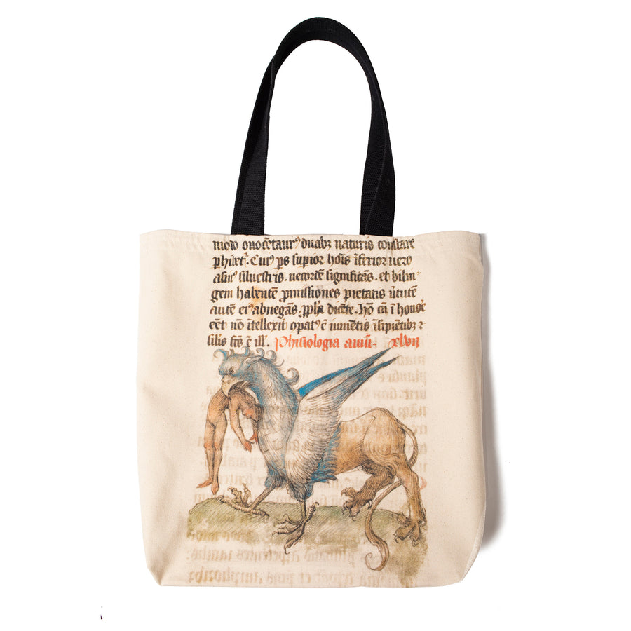 Book of Beasts Exhibition Tote