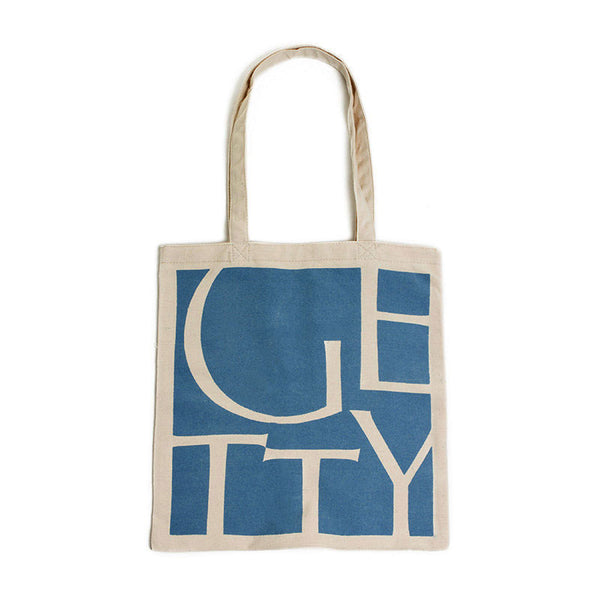 Getty Wordmark Tote
