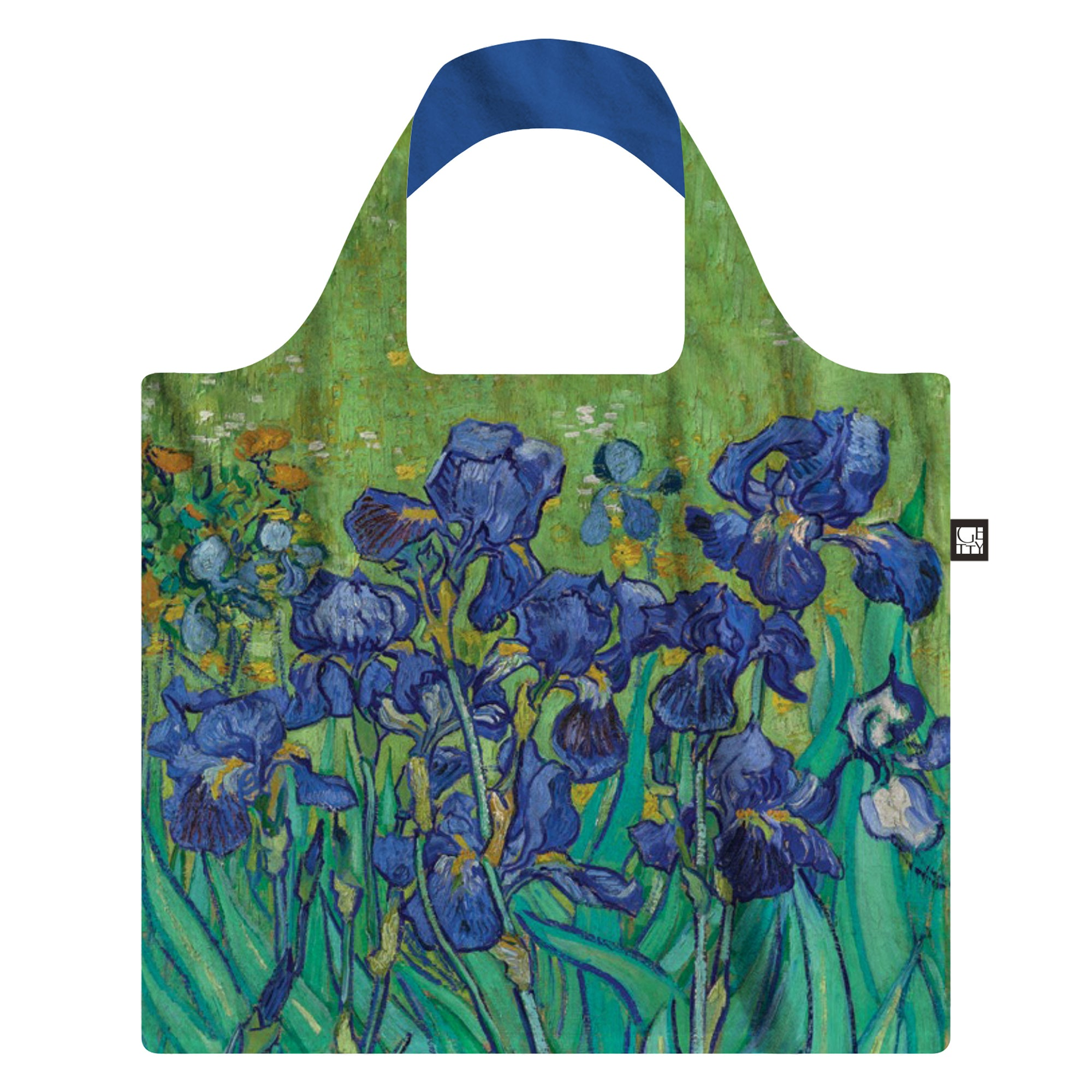 Tote Bag- Van Gogh's Irises  | Getty Store