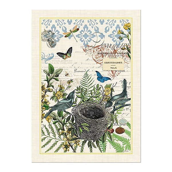 Into the Woods Tea Towel