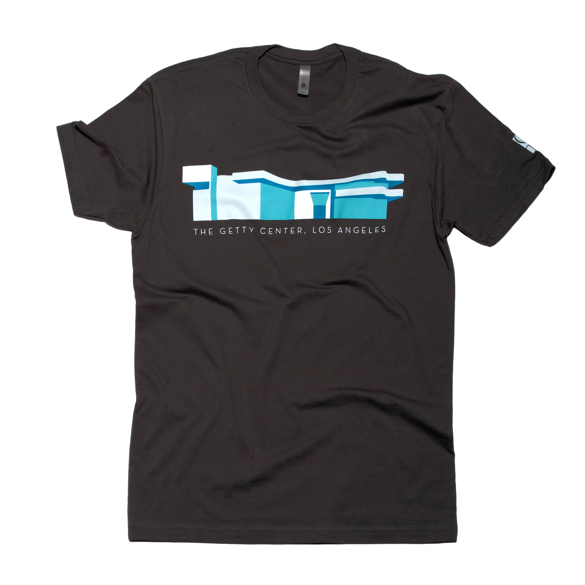 Getty Museum Entrance T-Shirt | Getty Store