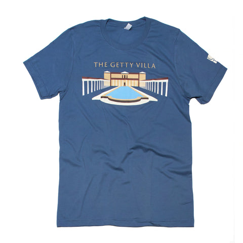 Getty Villa Architecture T-shirt