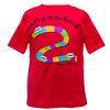 Getty Tram T-Shirt - Youth Sizes - Red