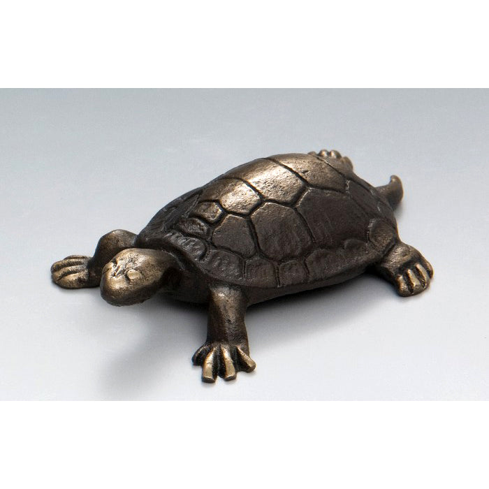 Bronze Turtle Figurine | Getty Store