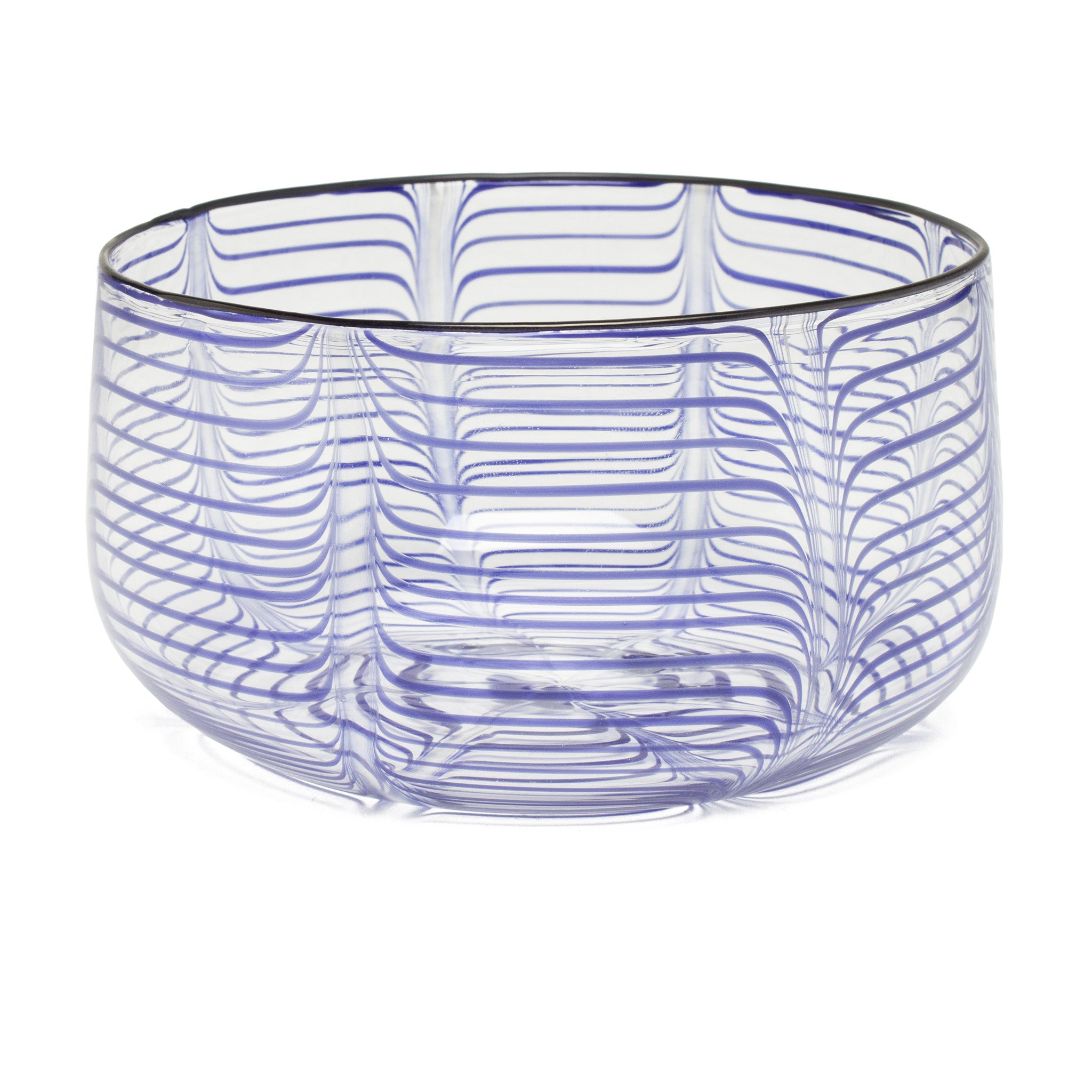 decorative bowl by laurence brabant ditions large blue - Decorative Bowl