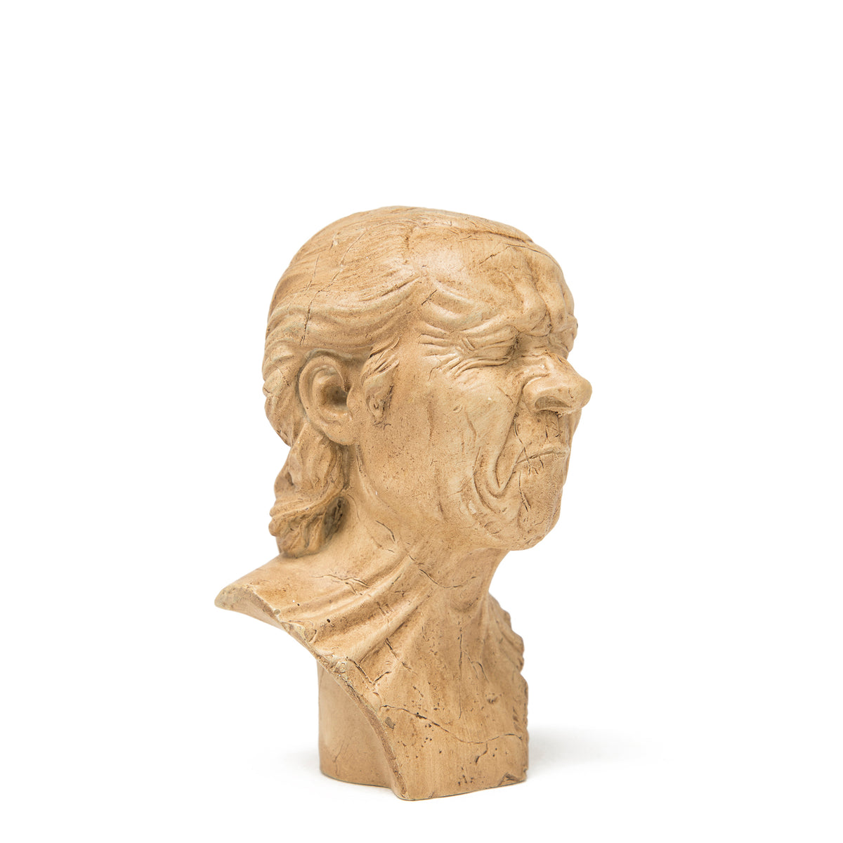 The Vexed Man Miniature- Side view  | Getty Store