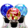 Bubble Winestopper - Hand Blown Art Glass