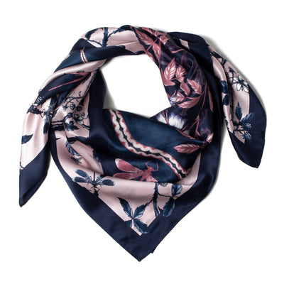 Wistman Long Silk Scarf