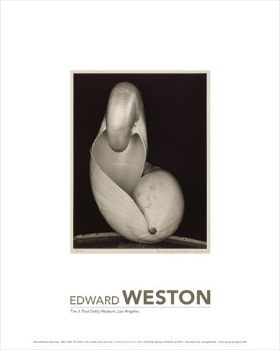 Weston-Two Shells- Poster | Getty Store