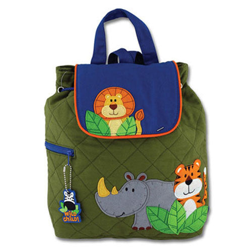 Classic Quilted Backpack - ZOO