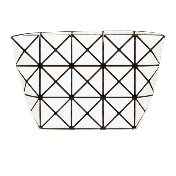 Issey Miyake Prism Pouch - White