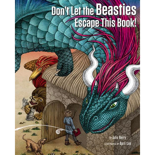 Don't Let the Beasties Escape This Book! | Getty Store