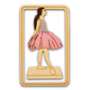 Edgar Degas Little Dancer Bookmark