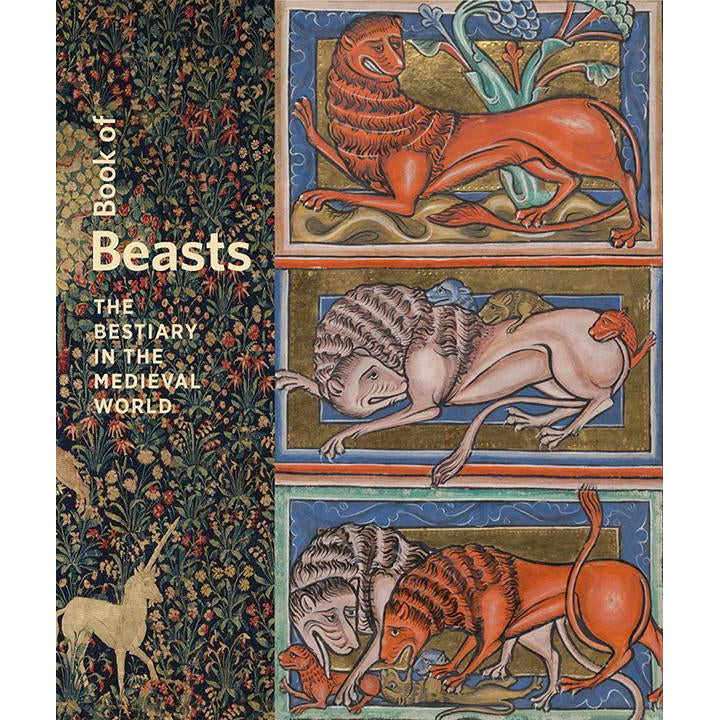Book of Beasts: The Bestiary in the Medieval World | Getty Store