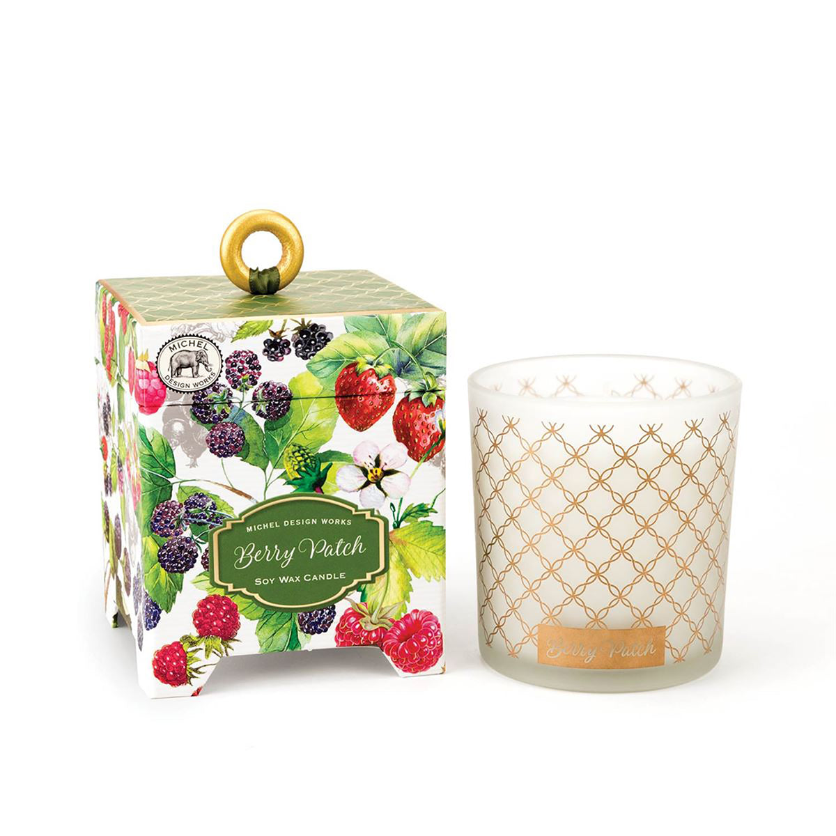 Berry Patch Soy Wax Candle | Getty Store