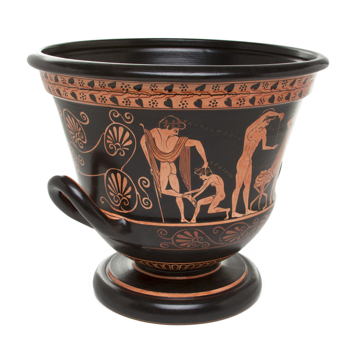 Greek Krater Vase-Red Figure Olympic Games | Getty Store