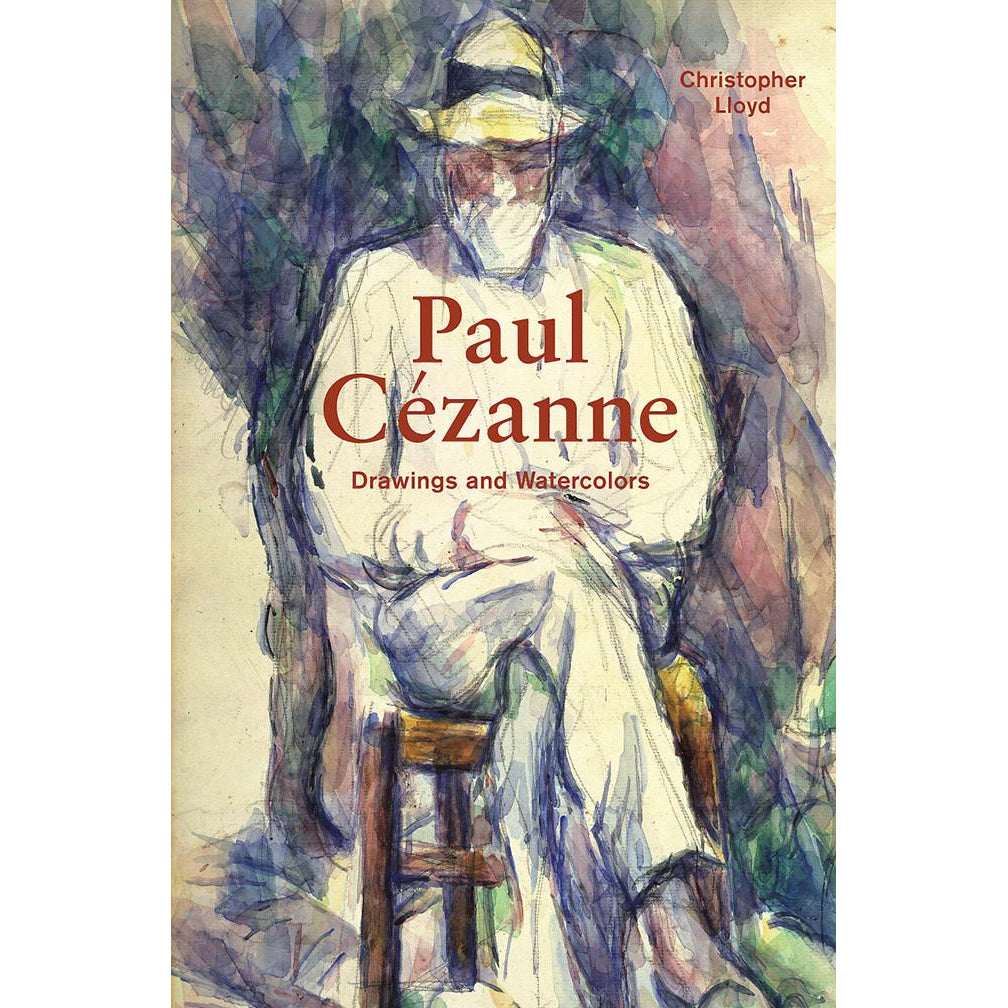 Paul Cézanne: Drawings and Watercolors | Getty Store