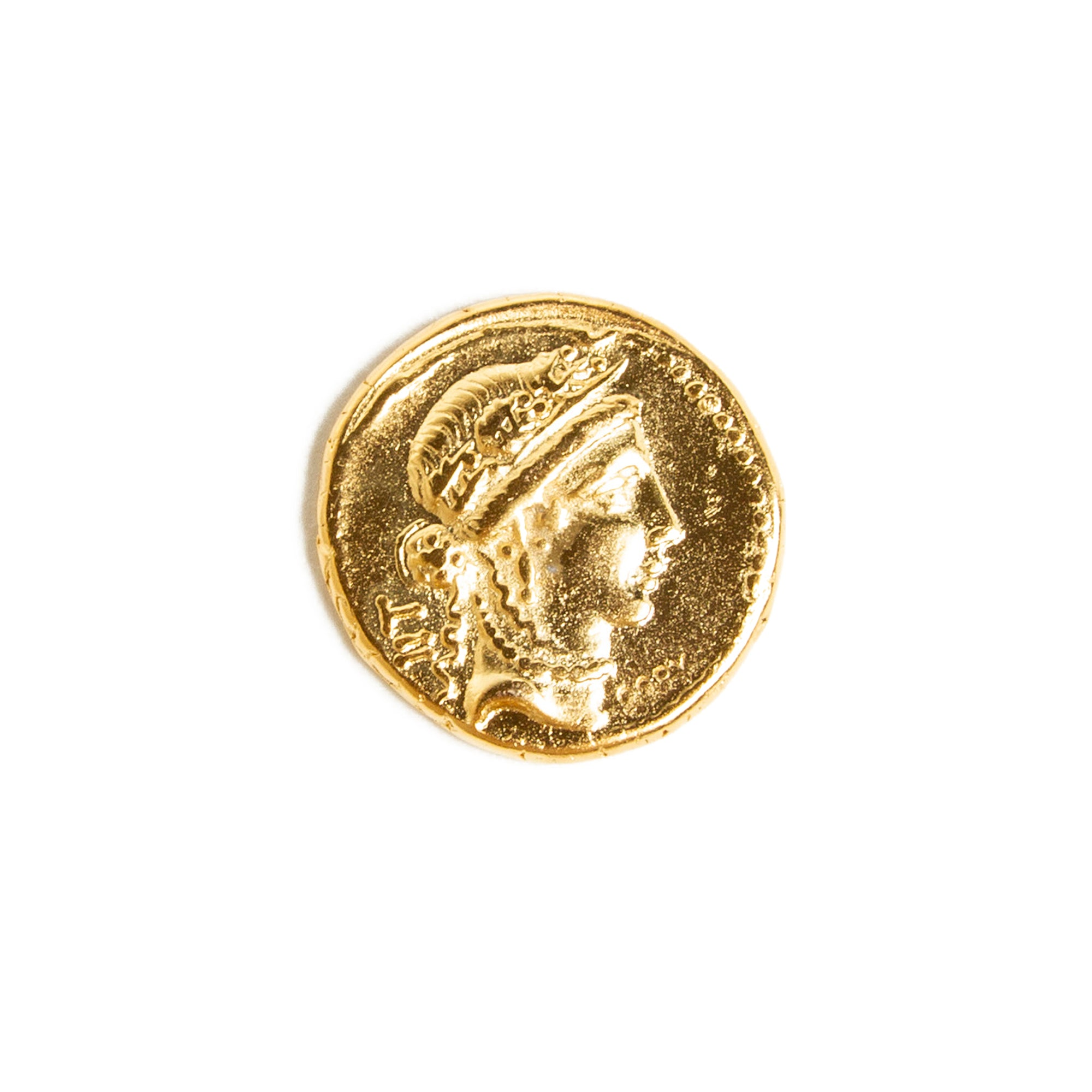 Roman Coin Reproduction - Caesar's Conquest of Gaul | Getty Store