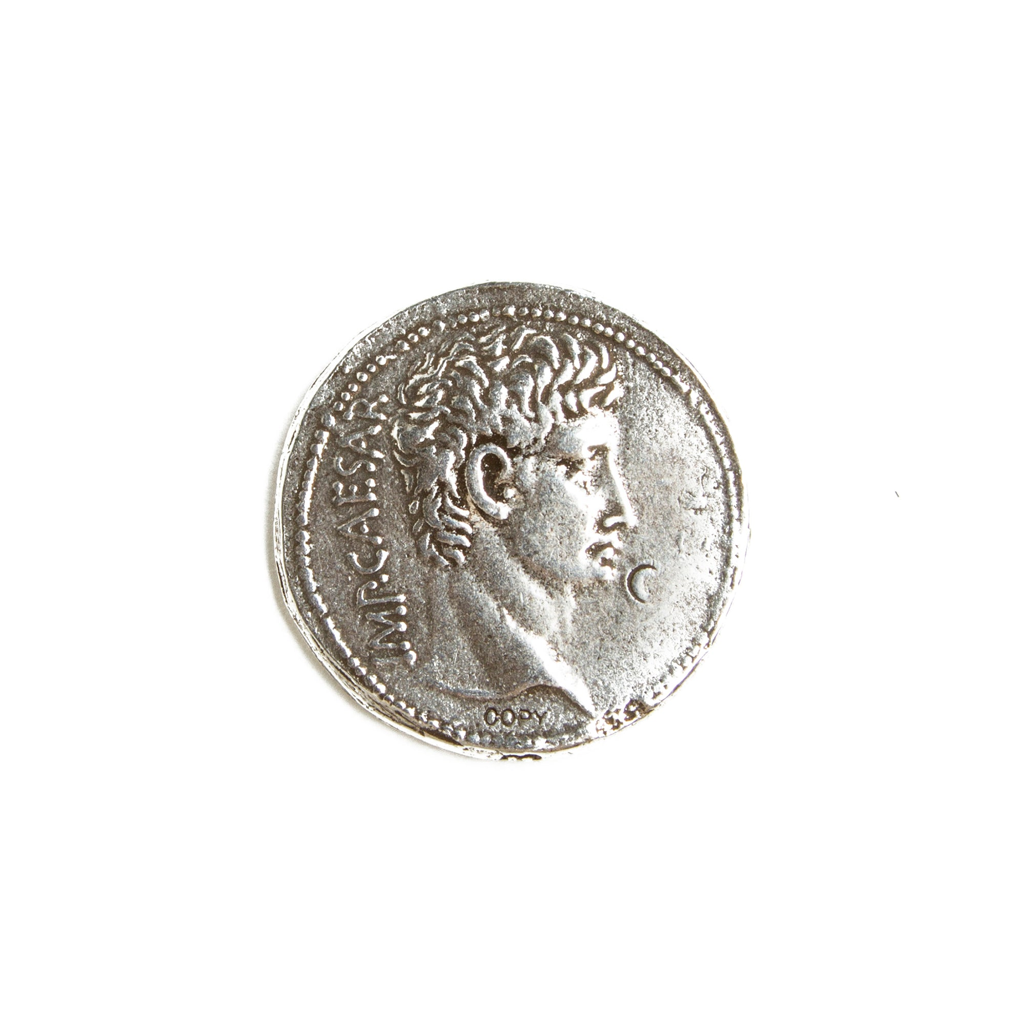 Roman Coin Reproduction - Augustus/Sphinx | Getty Store