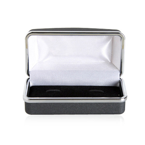 Cuff Links- Black Camera | Getty Store