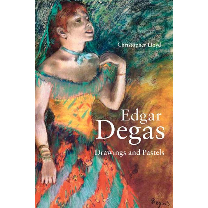 Edgar Degas: Drawings and Pastels | Getty Store