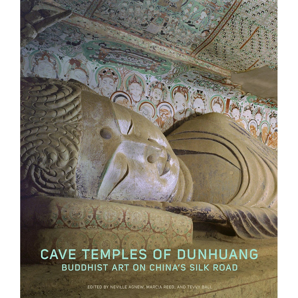 Cave Temples of Dunhuang: Buddhist Art on China's Silk Road | Getty Store