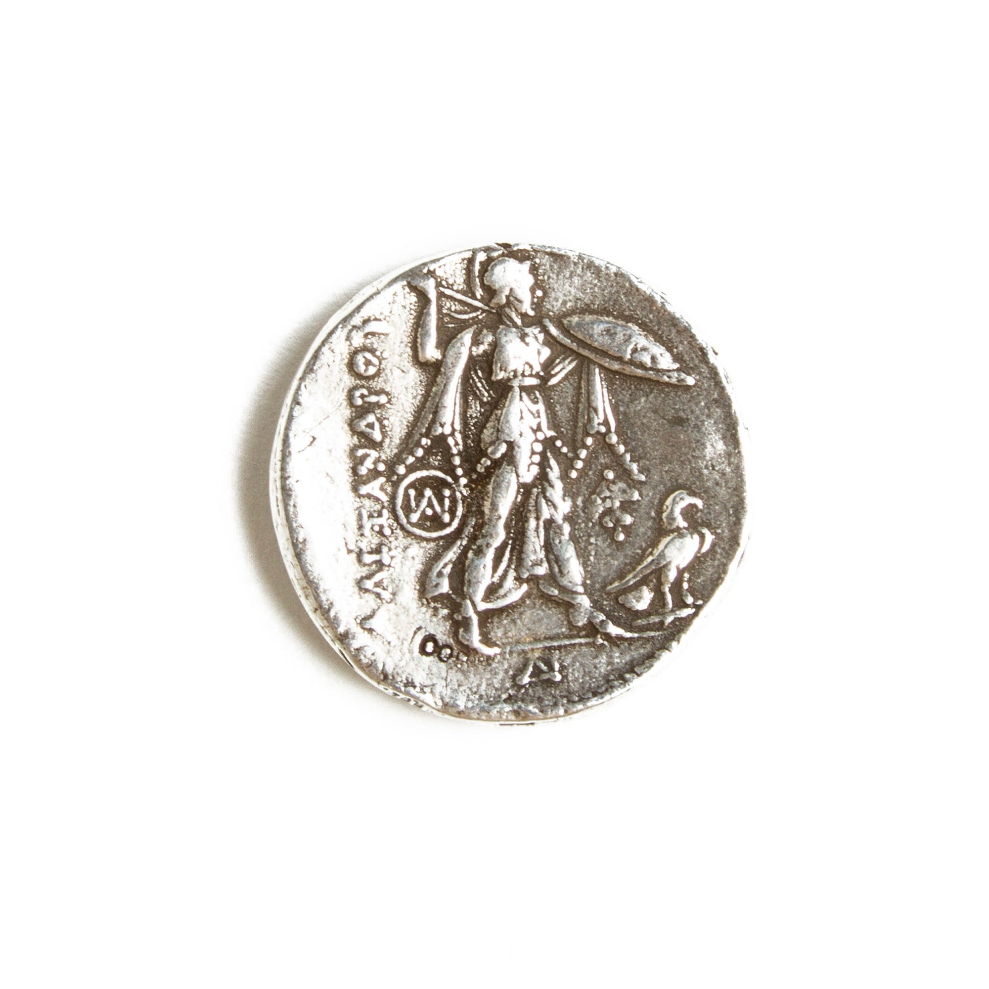Greek Coin Reproduction - Ptolemy/Alexander the Great | Getty Store