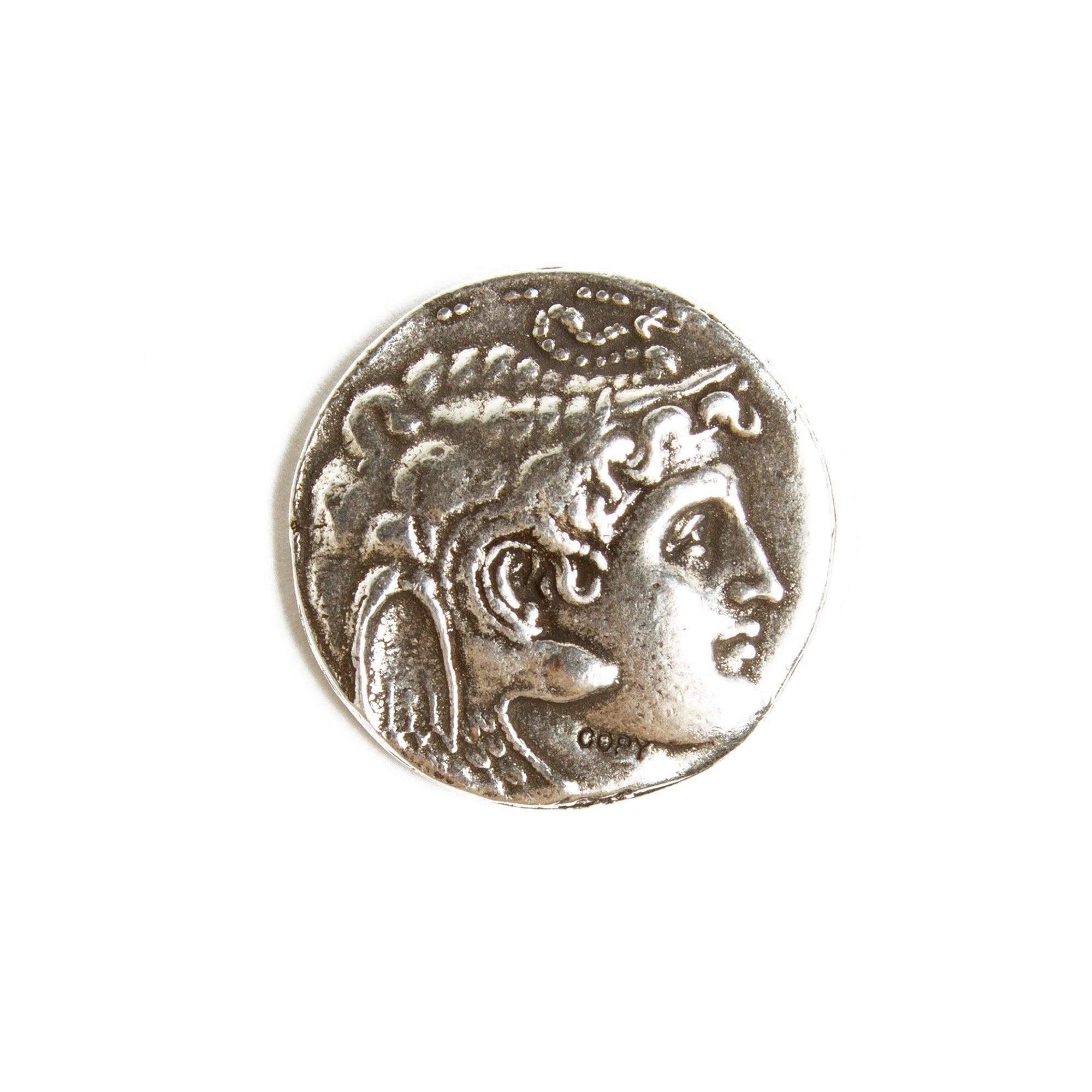 Greek Coin Reproduction - Ptolemy/Alexander the Great