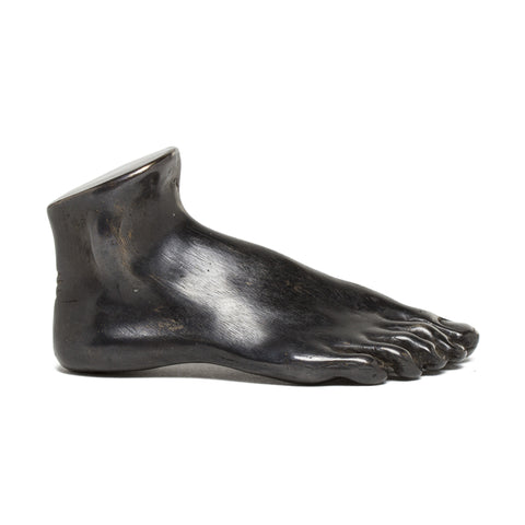 Cast Bronze Foot