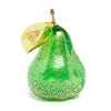 Handblown Murano Glass Pear