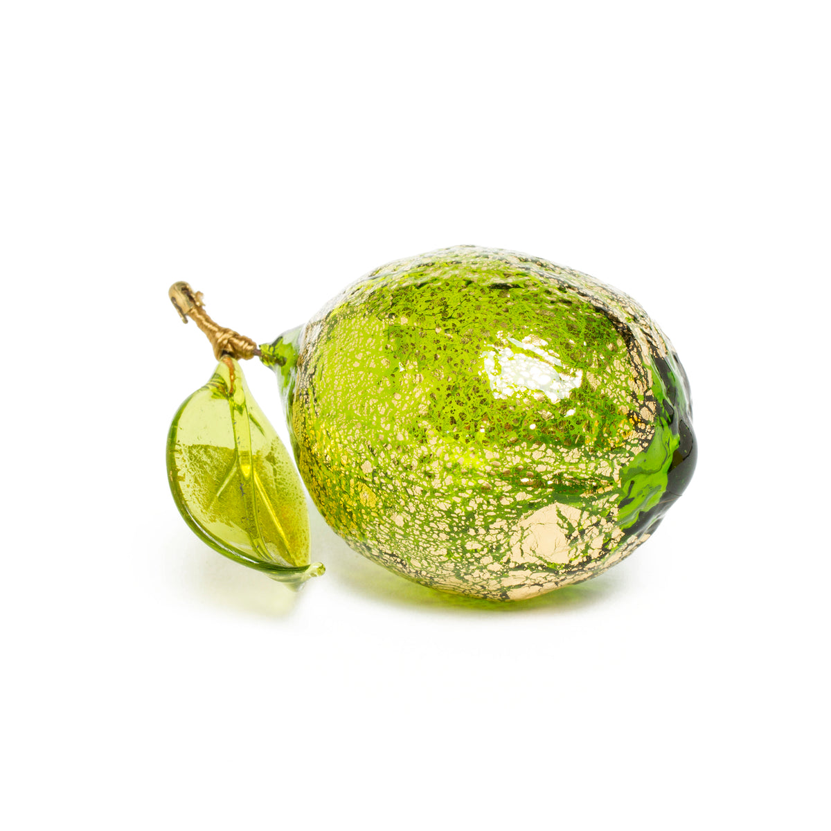 Hand blown Murano Glass Lemon | Getty Store