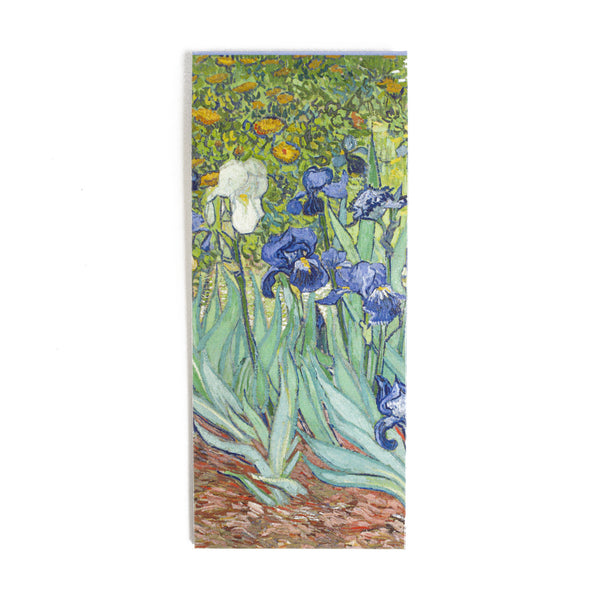 Van Gogh <i>Irises</i> Magnetic Bookmark