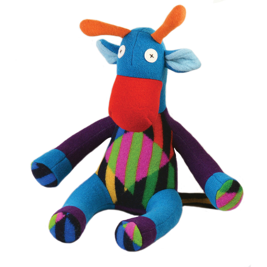 Eco-Friendly Plush Giraffe