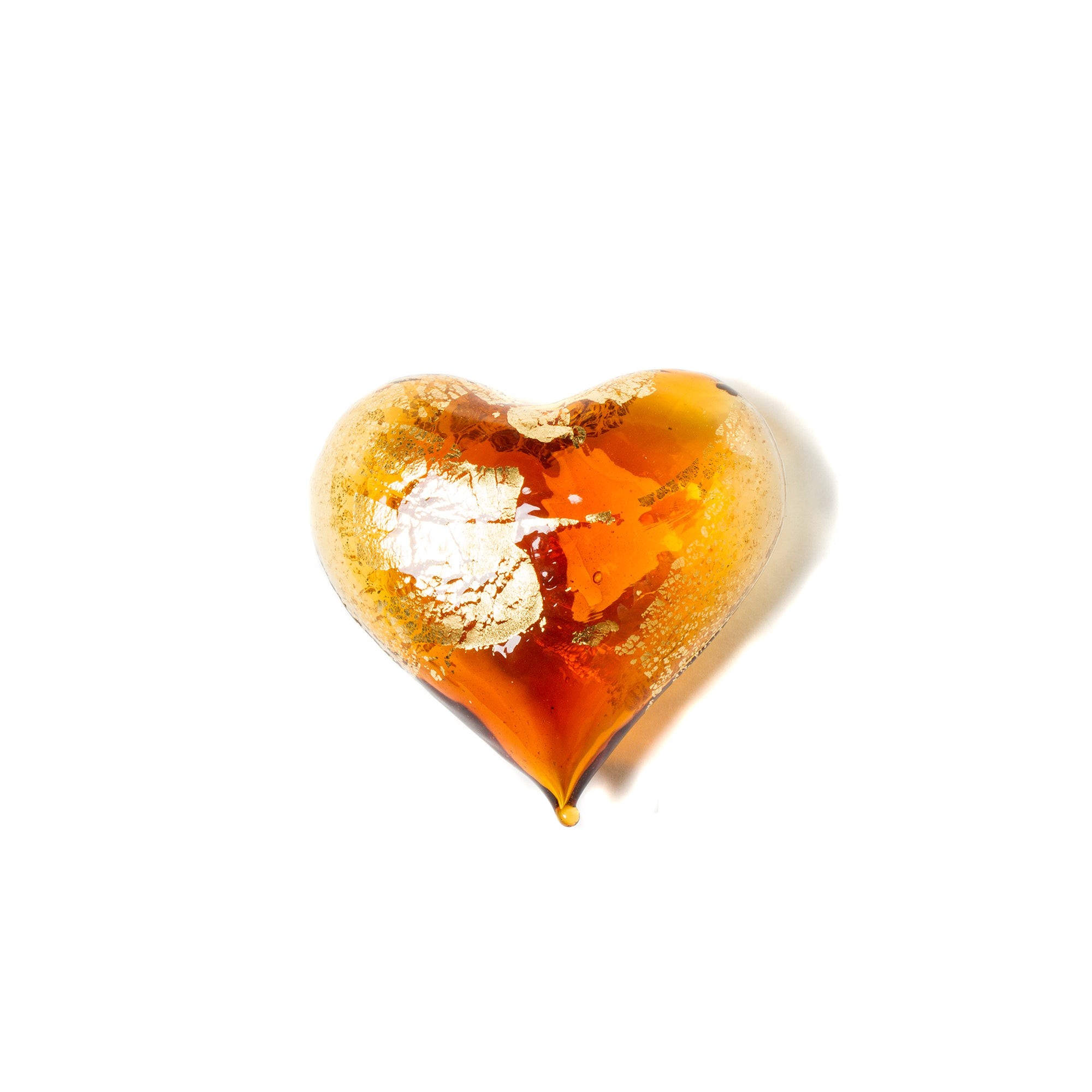 Small Murano Blown Glass Heart | Getty Store