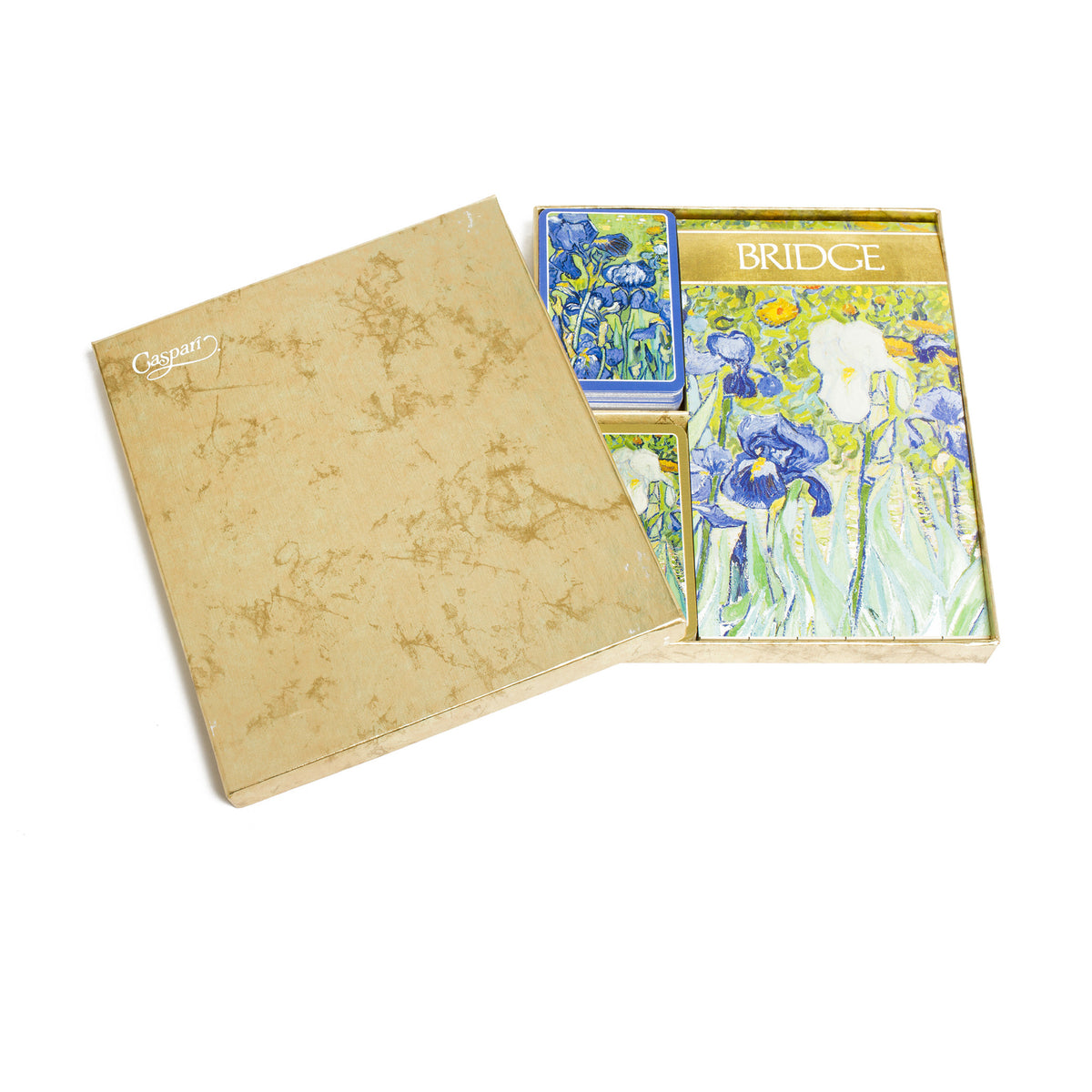 Van Gogh Irises - Bridge Gift Set | Getty Store