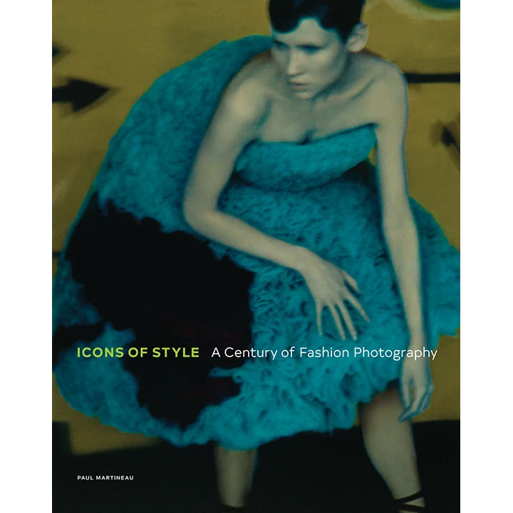 Icons of Style: A Century of Fashion Photography | Getty Store